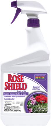 982 QT RTU ROSE SHIELD
