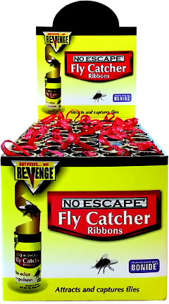 46126 REVENGE FLY CATCHERS 100 PK