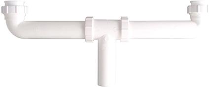 506-6150 11/2 PVC CTR.OU WASTE