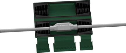 TSCP-G-30P-CUT-SD TWIST SEAL CORD PRTCT GN 30 PC