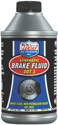 10825 Brake Fluid Dot-3    12oz