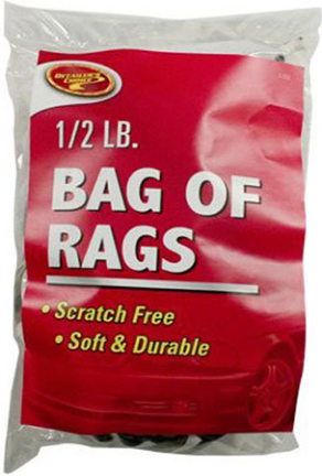 2-2548  Bag Of Rags 1 Lb