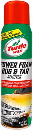 50595 Tar/bug Power Foam 16oz