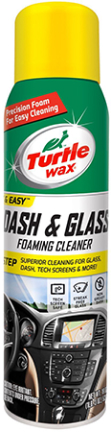 50599 Dash   Glass Foam  Cleaner 19oz