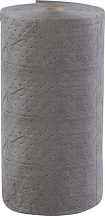 NP08-36300 POLY ROLL 36 IN X 300 FT GREY