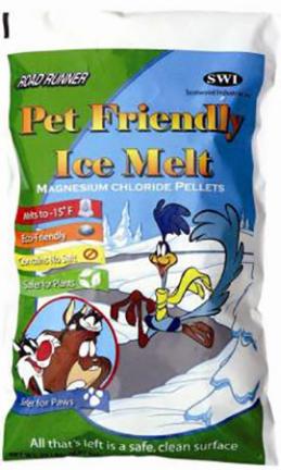 20B-RR-MAG PET FRIENDLY ICE MELT  20LB BAG