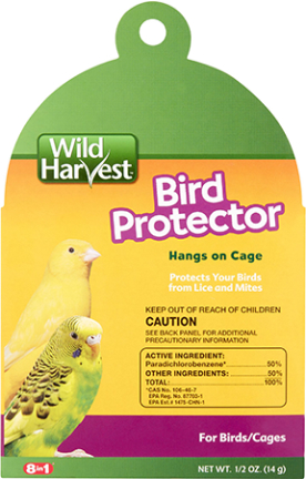 C-1311-002 WILD HARVEST BIRD PROTECTOR .5 OZ