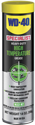 300394 High Temp Grease Wd40 Specialist 14 Oz