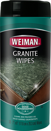 94 WIPE GRANITE CANISTER 30 CT