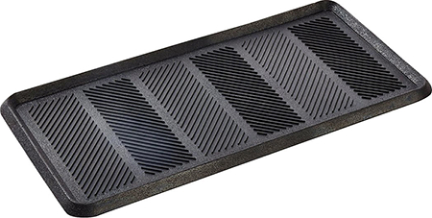 54102 BOOT TRAY RUBBER BK 32 X 16 X .75