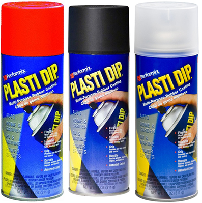11209-6 CLEAR PLASTI DIP SPRAY | Products | The Bostwick