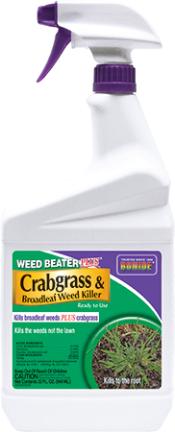 065 CRABGRASS WEED BEATR RTU QT