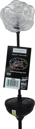 91217 LED ACRYLIC SOLARCLR CHG 24PC REFILL