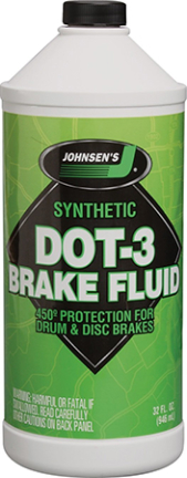 2212 Brake Fluid  Dot3    12oz