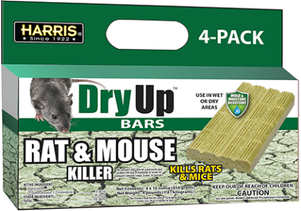 Dry-bar Rat And Mouse Killer Bars