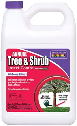 611 TREE+SHRUB DRENCH CONC GAL