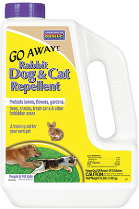 871 GO AWAY RABBIT DOG CAT REPEL. 3#