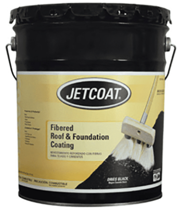 62705 FIBER ROOF   FOUNDATION CTG  5GAL