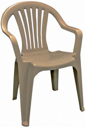 8234-96-3704 Chair Low Back Portobello
