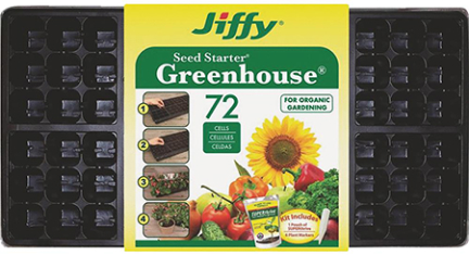 T72HST-14 STARTER GREENH OUSE 72 W/SUPERTHRIVE