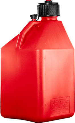 3963 5 GAL UTILITY AG JUG RED