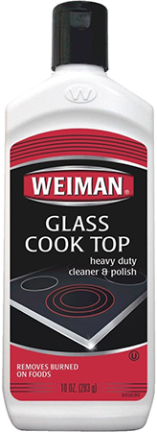 38 GLASS COOK TOP 10 OZ CLEANER / POLISH