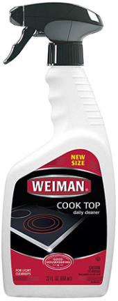 106 COOK TOP 22 OZ TRIGGER DAILY CLEANER