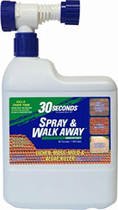 64SAWA CLEANER SPRAY WALKAWAY 64 OZ HOSE END