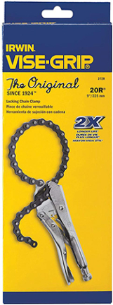 27ZR WRENCH CHAIN CLAMP PIPE
