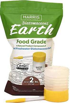 DE-FG2P DIATOMACEOUS EARTH 2 LB W/DUSTER