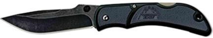 CHC-33C KNIFE 3 1/3 IN CHASM BRN MED PLAIN EDGE