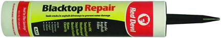 0637 BLACKTOP REPAIR 10.1 OZ BK