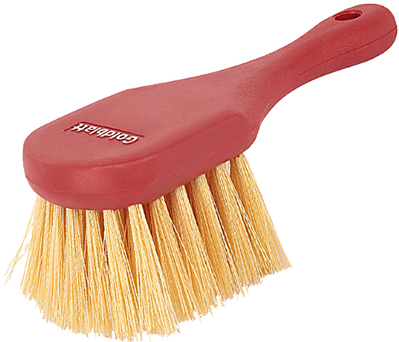 G06990 SHORT HANDLE ACID BRUSH 8 IN