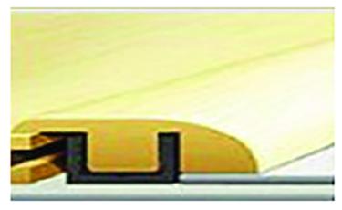 919-5 AMER WAL RGD VNYL FLRING REDUC
