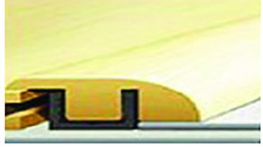 9367-2 NAT OAK RGD VINYL FLRING REDUC