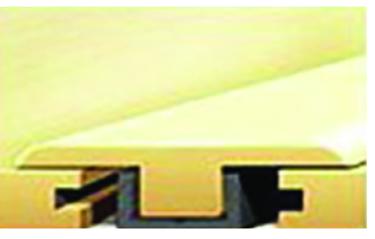 9305-5 PETRIFD RGD VINYL FLRING T-MOLD
