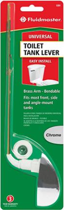 684 Metal Arm Chrome Handle