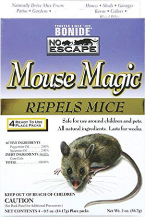 865 MOUSE MAGIC 4PK