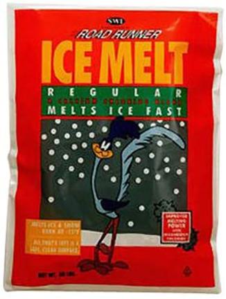 00020 20# BAG ROAD RUNNER ICE MELTER