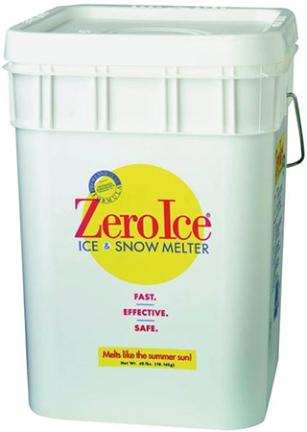 9586 40# PAIL ZERO ICE M ELTER