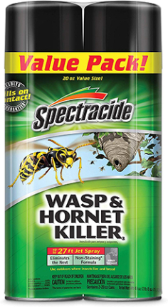 HG-65865  KILLER WASP HORNET 2 PACK