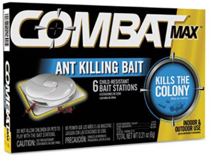 DIA55901 COMBAT SUPER ANT BAIT 6/PK