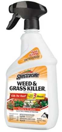 HG96428 WEED & GRASS KILLER RTU 32 OZ