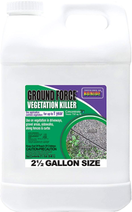 5141 VEG KILLER 2 1/2 GA CONC GROUND FORCE