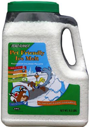 9J-RR-MAG ICE MELT PET FRIENDLY 9 LB