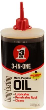 10135 Wd40 Oil 3-in-1 Household  3 Oz