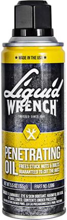 L106 Spray Liquid Wrench 6 Oz