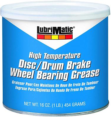 11380 1# Disc/drum Wheel Bearing Grease