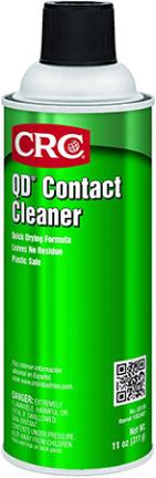 03130 Qd Contact Cleaner16 Oz