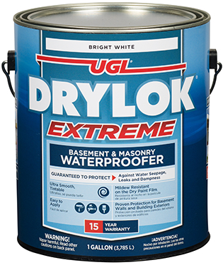 28613 Extreme Waterproofer Drylok Gal